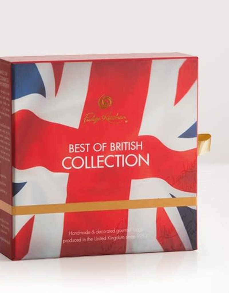 Fudge Artisanal - Favoris British - 9pcs