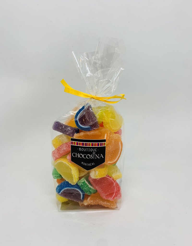 Fruit Jelly Slices (Mini)