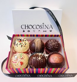 Choco-Bombs 6pc Gift Box