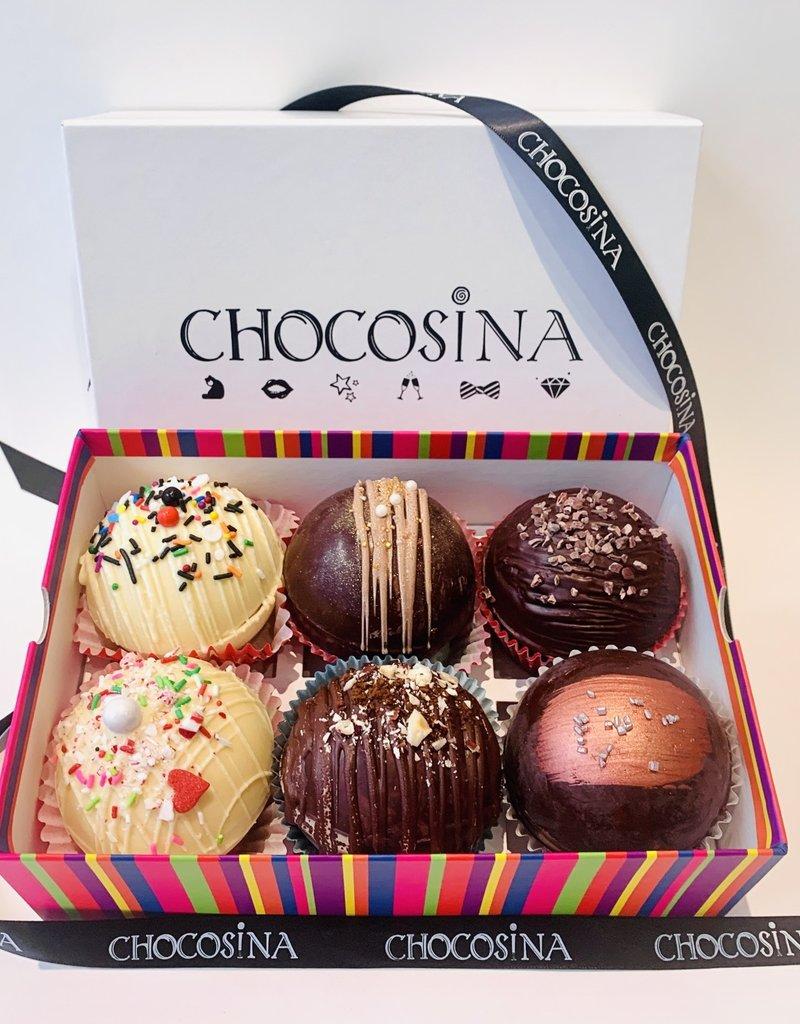 Choco-Bombs 6pc Gift Box