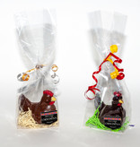 Easter Hen Dark Chocolate - 50g