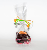Fishscale Filled Fish Dark Chocolate - 120g