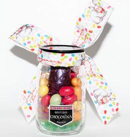 Easter Praline Milk Bunny Jar & Eggs - 450g