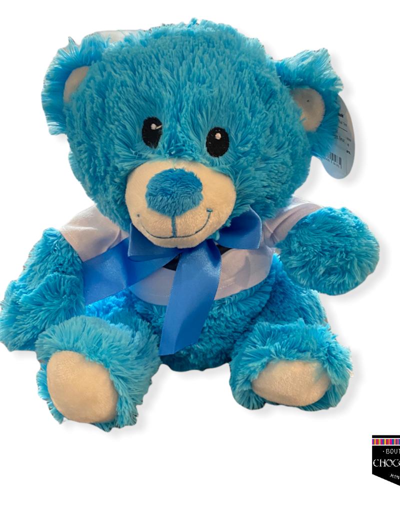 "Plush Bright Bear Bunch 8"""