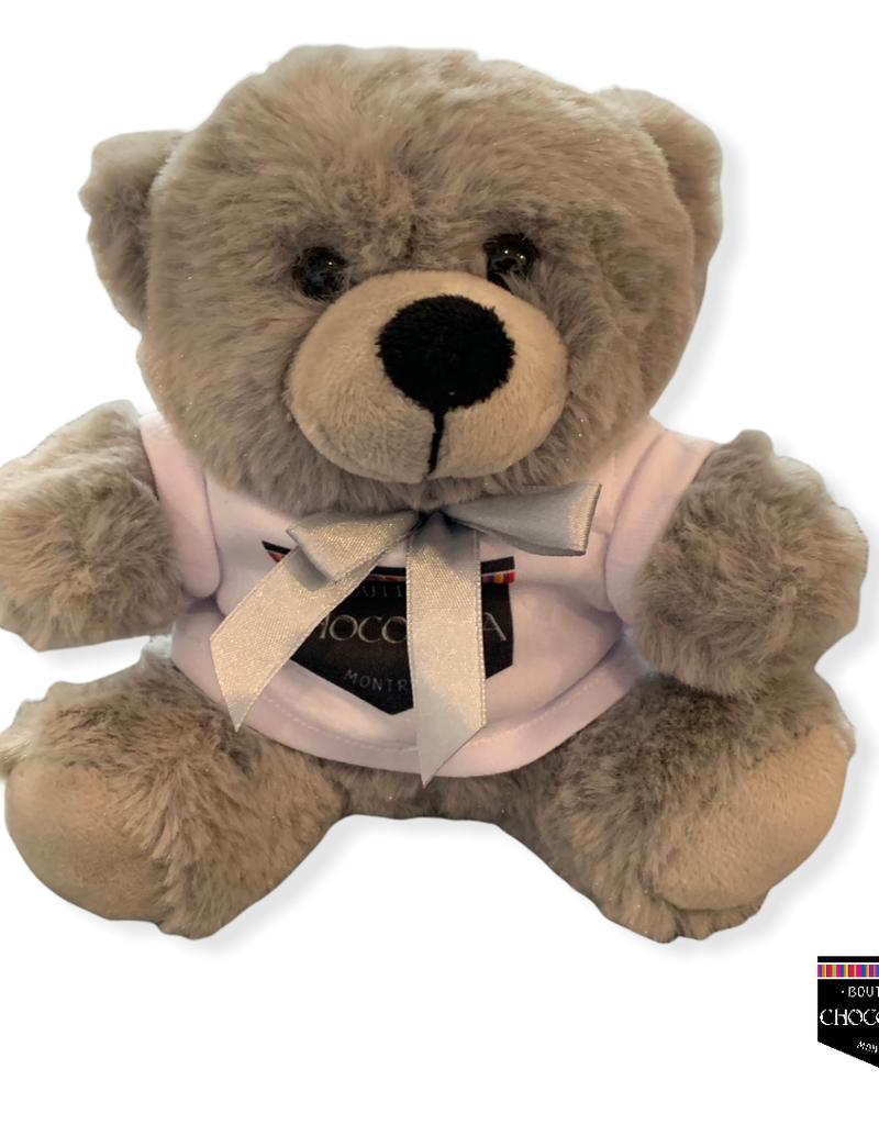 Plush Smoky Mountain Gray Bear 6''