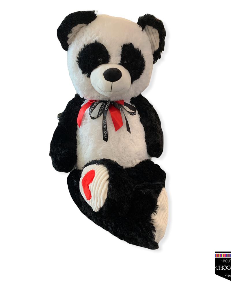 "Plush Large Panda Bear 39.5"""