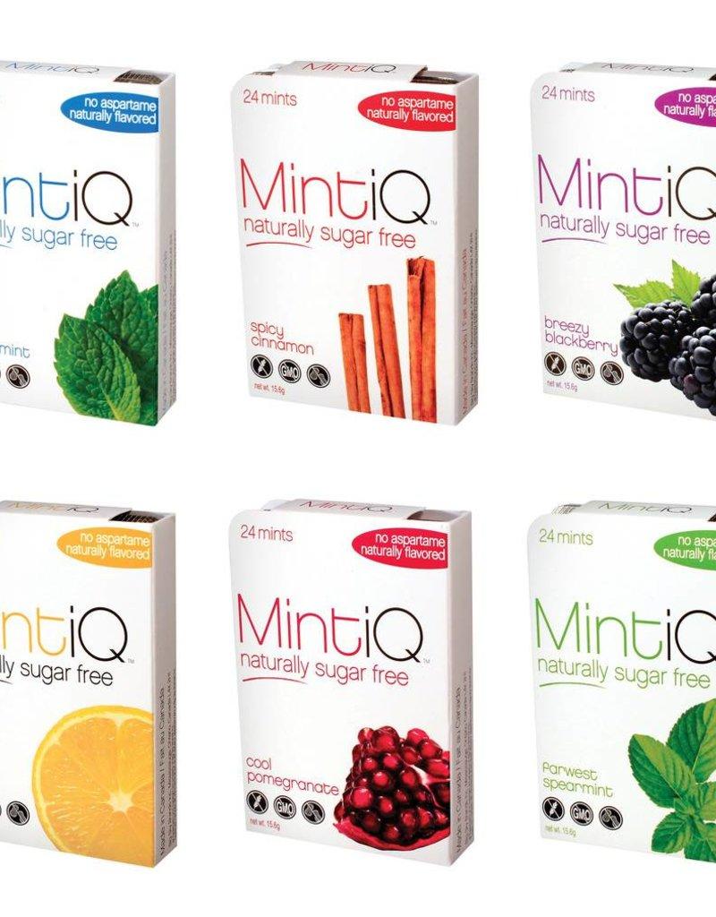 Mint IQ Sugar-Free Assorted Mints