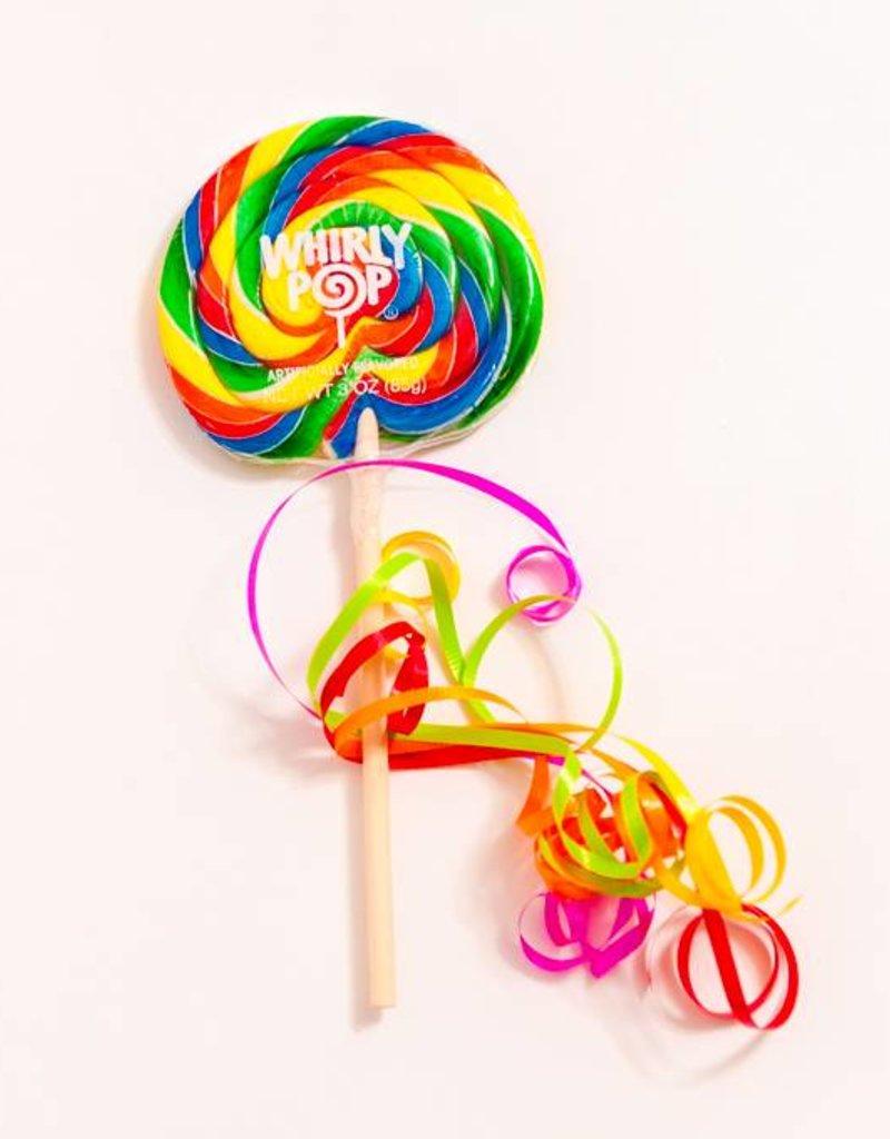 """Whirly Pop Swirly Rainbow 4"""""""