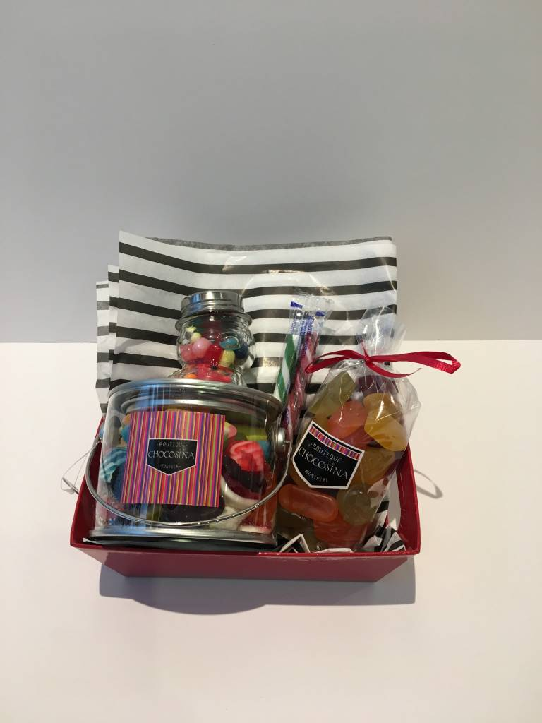 Candy Temptation Basket