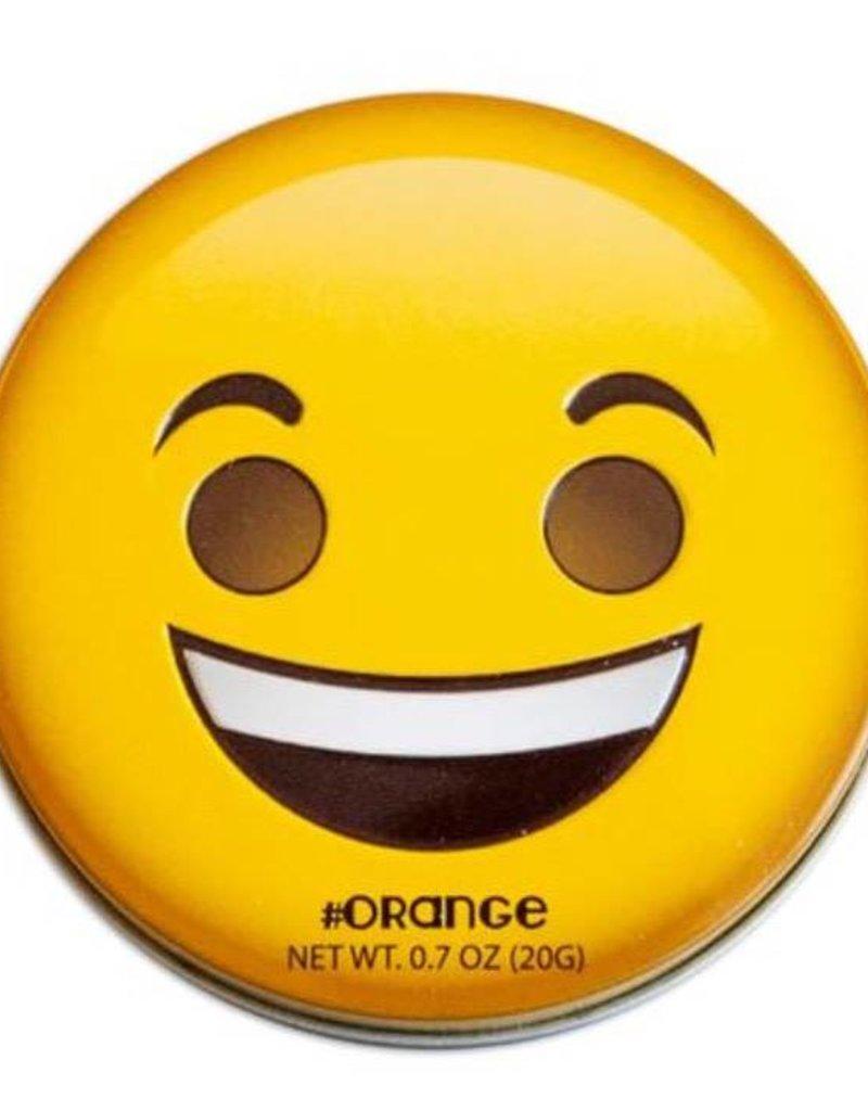 Pastille Emojy Orange