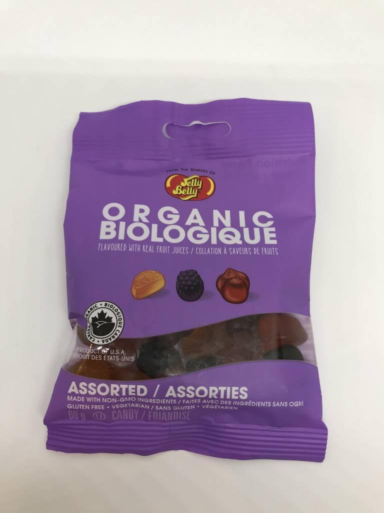 JB Organic Gummies Asst
