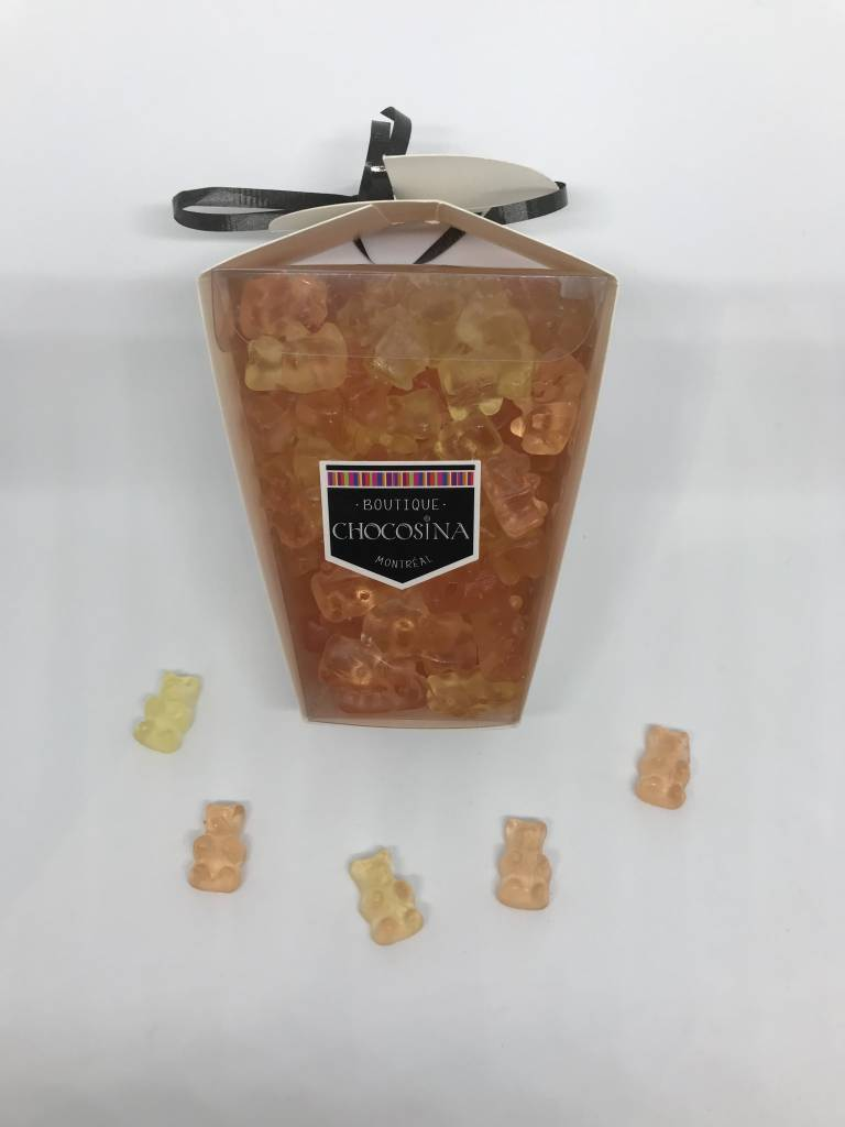 Oursons Prosecco Boite Cocktail 500g