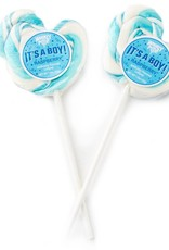 Whirly Pop - It's a boy 3""