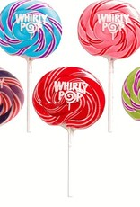 Whirly Pop Suçons spirales assortis 3""