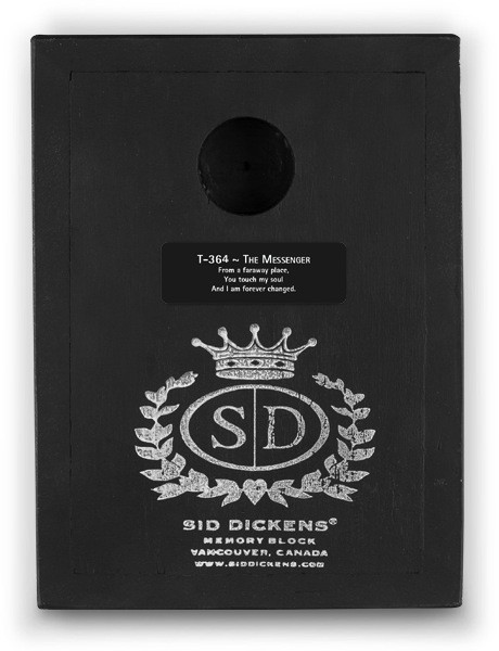Sid Dickens The Messenger
