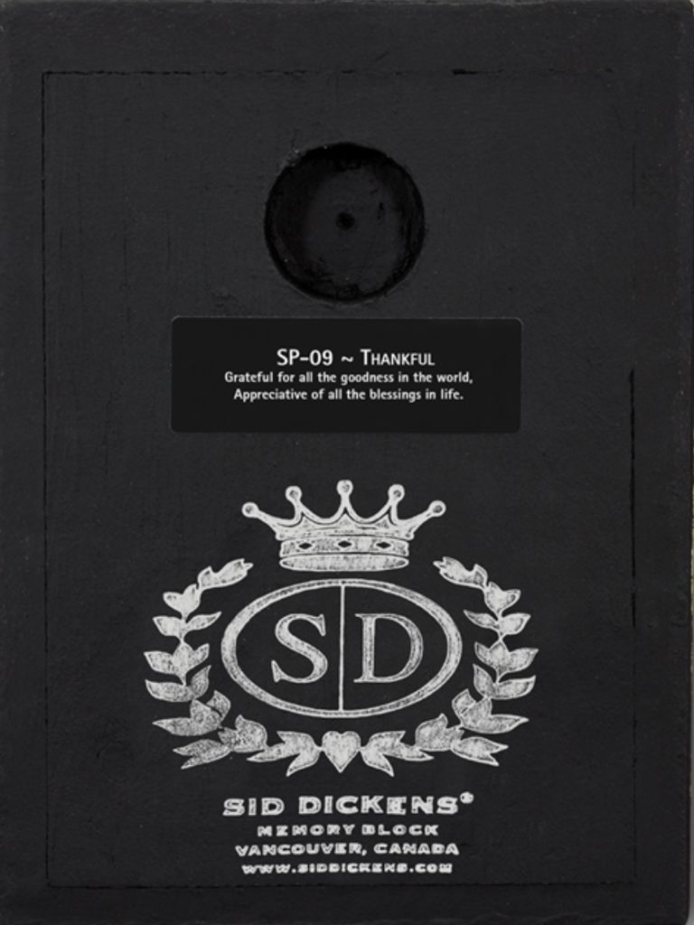 Sid Dickens SP09