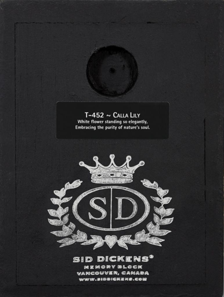 Sid Dickens T452