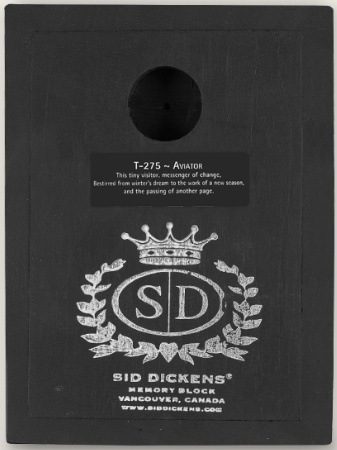Sid Dickens T-275