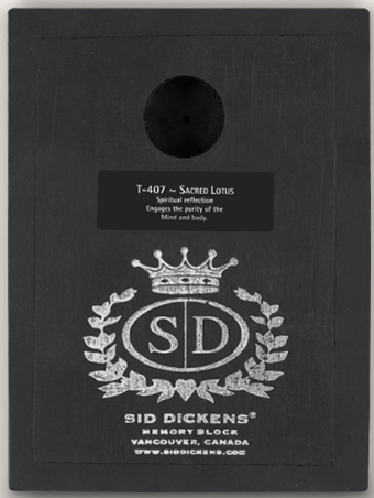 Sid Dickens T-407