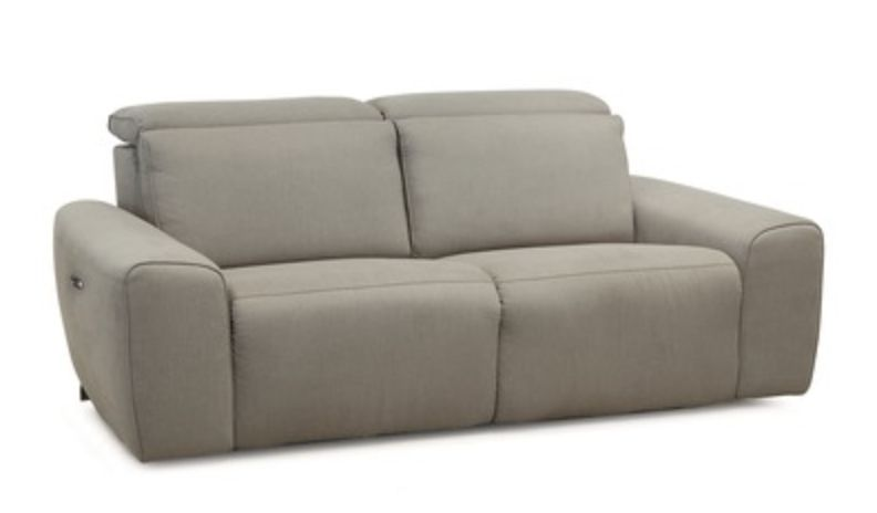Palliser Palliser Beaumont Power Reclining Loveseat in Gr 1500 leather