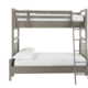 Universal Scrimmage Bunk Bed Twin Over Full