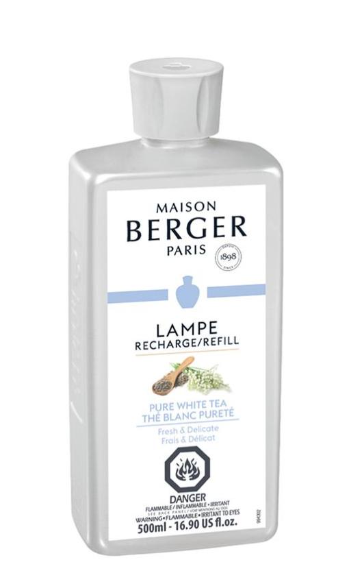 Lampeberger Lampe Berger Paris Pure White Tea - 500ml