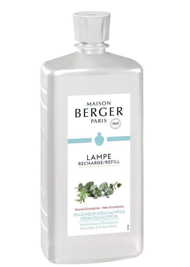 Lampeberger Lampe Berger Paris Fresh Eucalyptus 500ml
