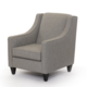 Birchwood Jarvis Chair 121 Grade G Fabric: Your Choice