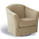 Stylus Lucy Swivel chair - Gr. 5 Fabric: Your choice