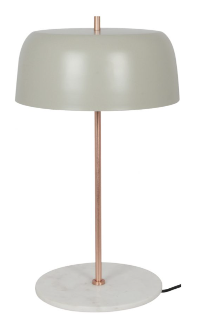 Moe's Home Collection Gilmour Table Lamp Grey