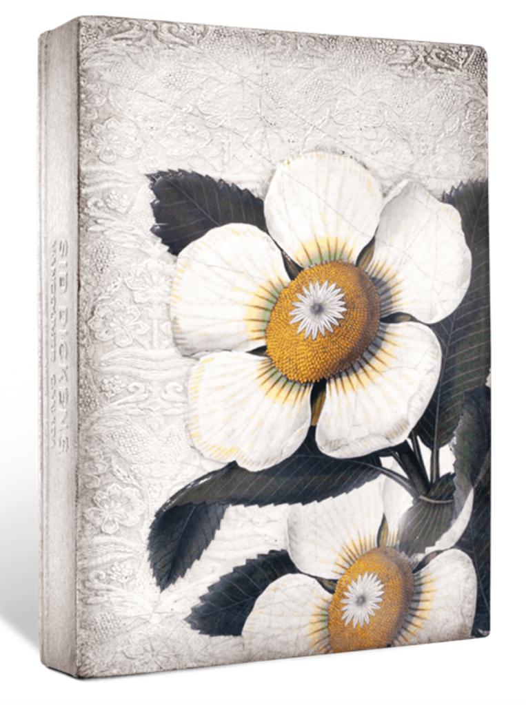 Sid Dickens White Blossom