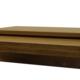 Clean Line Design Queue Floating Desk for Bookcase
