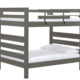 crate desgins furniture Timberframe Bunk Bed. Full Over Full - No Ladder