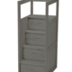 crate desgins furniture Timberframe Bunk Bed Staircase