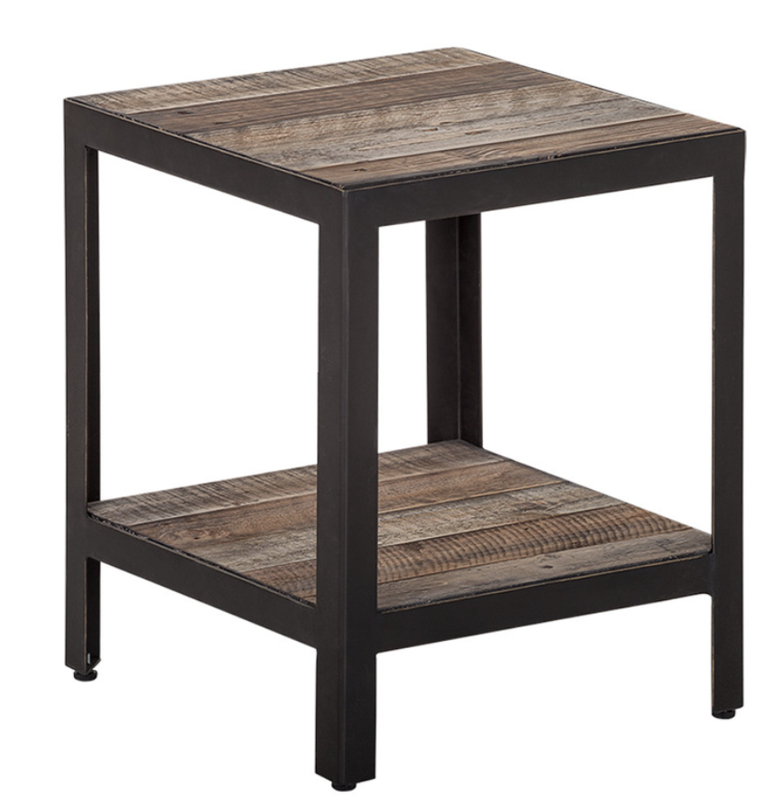 LH Imports Montana Side Table