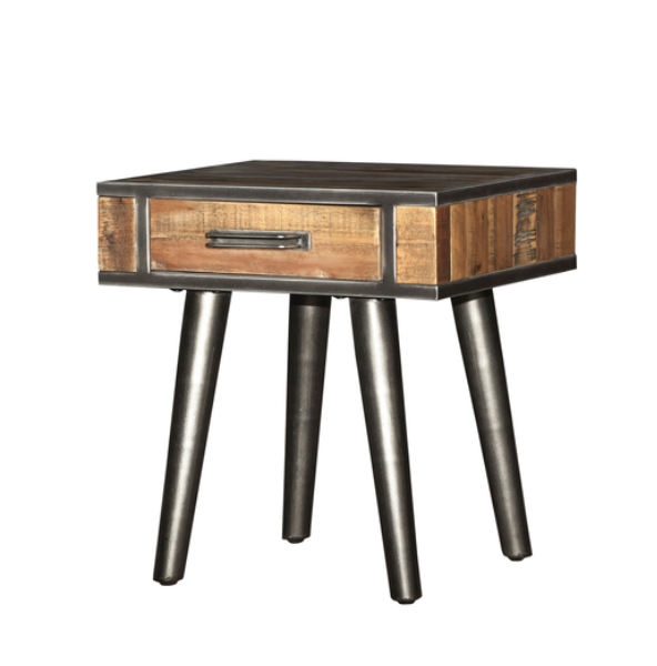 LH Imports Vintage Side Table