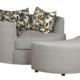 Van Gogh Nestle Chair with Swivel Base - Gr 12