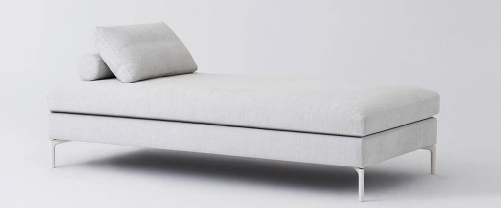 EQ3 Eve Daybed - Gr 30 Fabric