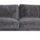 Moe's Home Collection Evie Sofa Dark Grey
