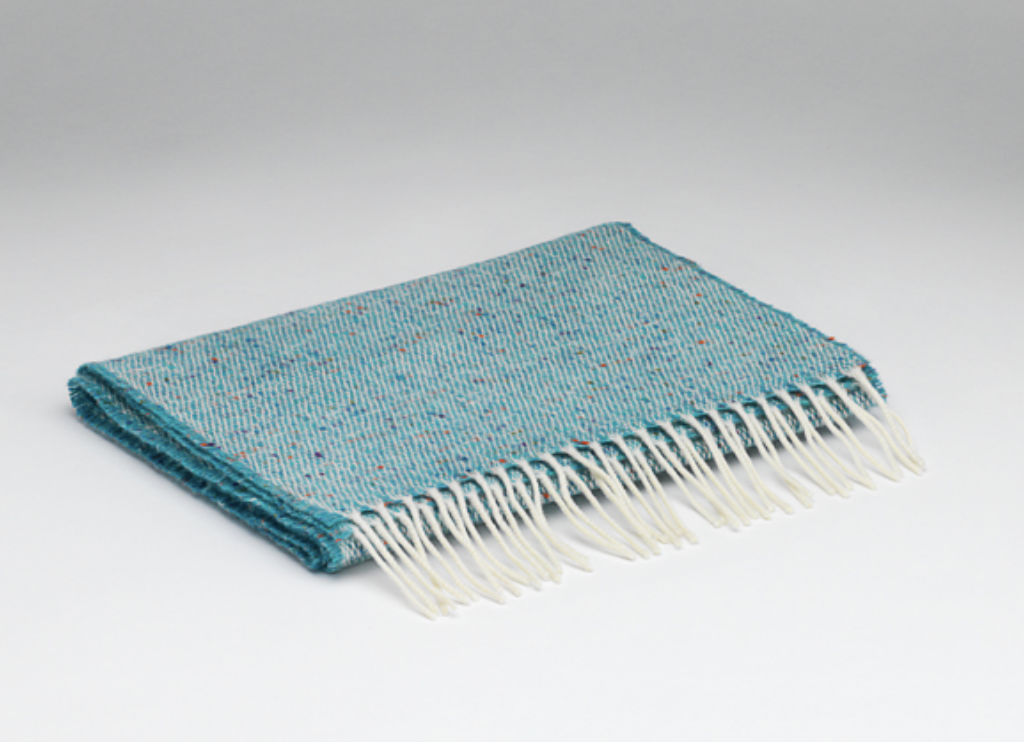 McNutt of Donegal Donegal Peacock Scarf