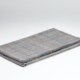 McNutt of Donegal Cashmere Hankercheif Wrap - Rainbow Windowpane