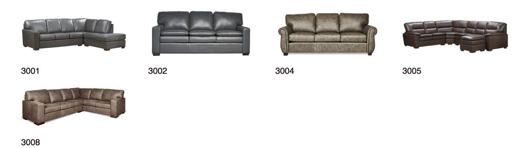 Legacy Mine By Design Sofa - #3009