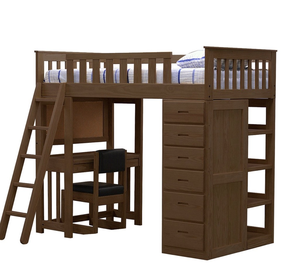 crate desgins furniture Versa Loft Set
