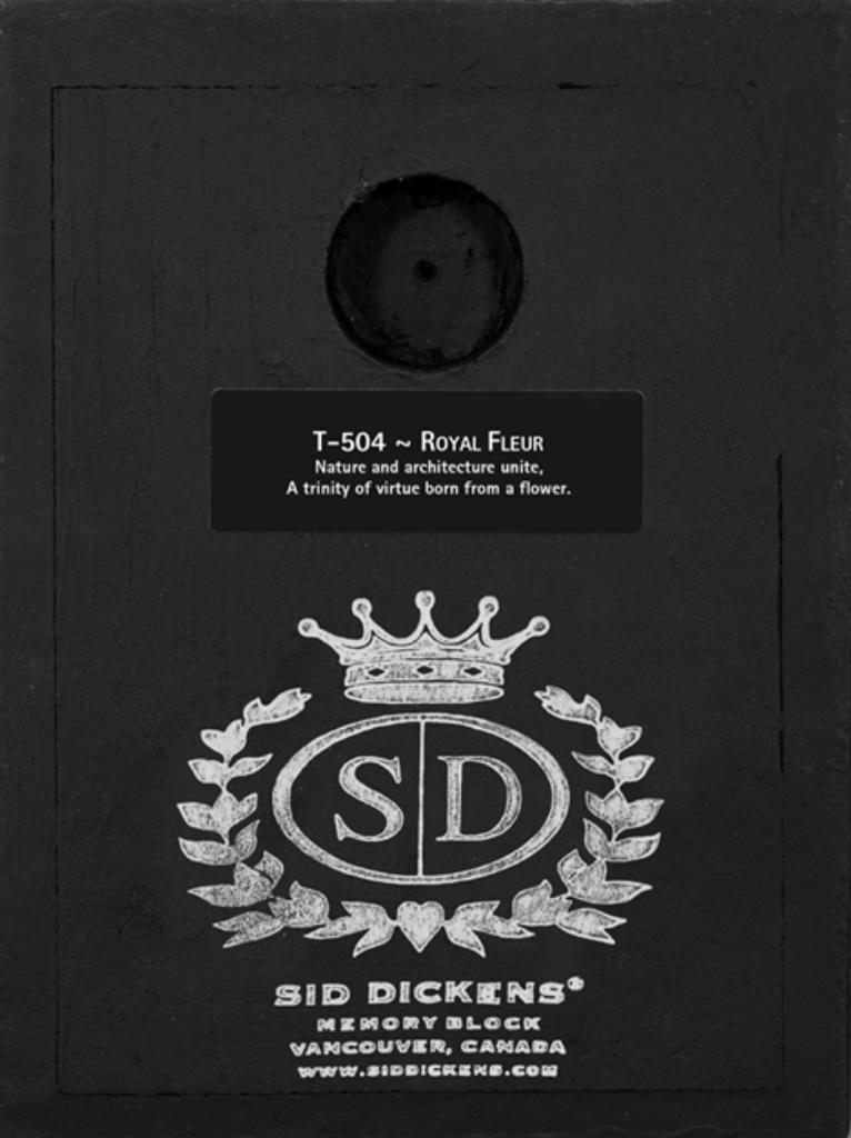 Sid Dickens Royal Fleur