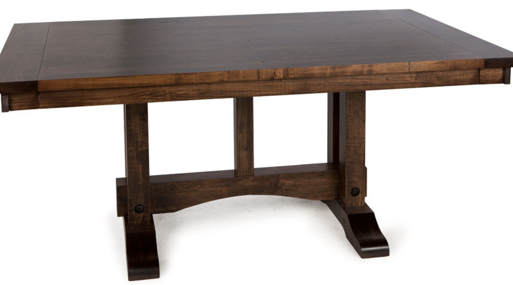Woodworks Hartley Bay 42/72 Trestle Table