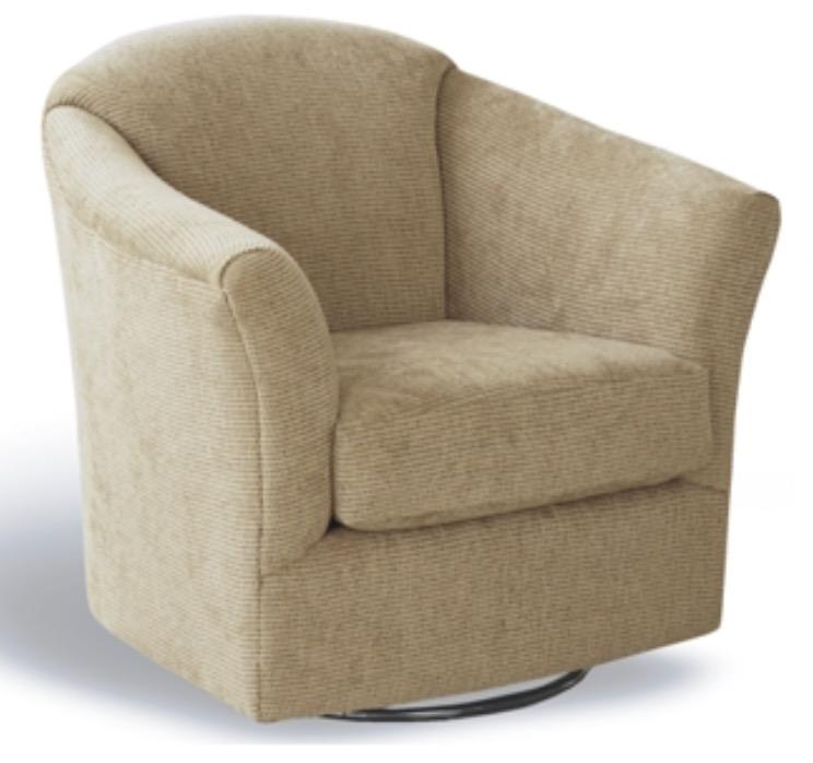 Stylus Lucy Swivel Chair
