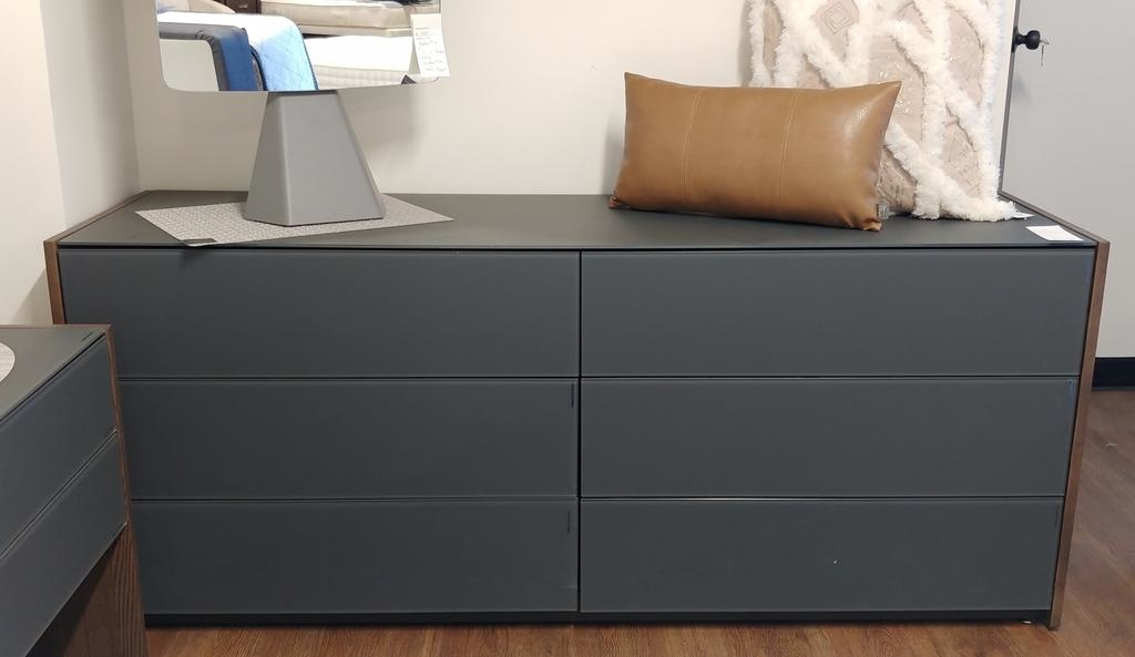 Trica Vision 6 Drawer Double Dresser
