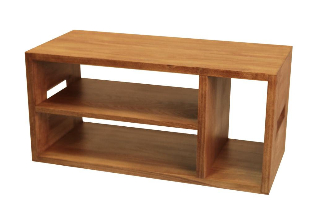 Clean Line Design Queue Hutch for Bookcase - Maple
