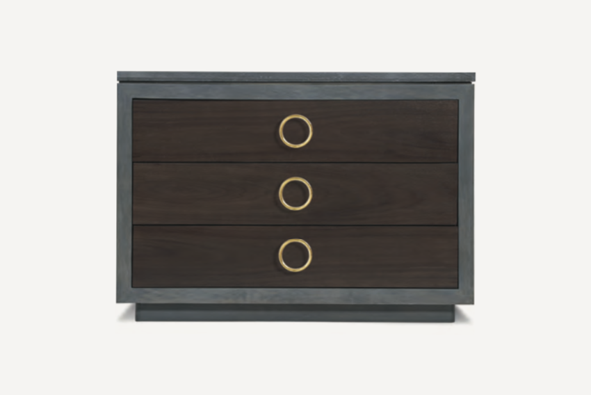 Palliser Boulevard Low Chest with 3 Drawer By Sarah Richardson