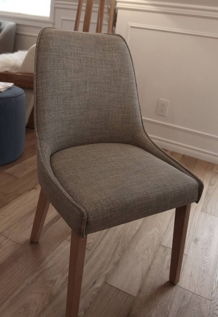 Trica Olivia Chair with Solid Oak Legs